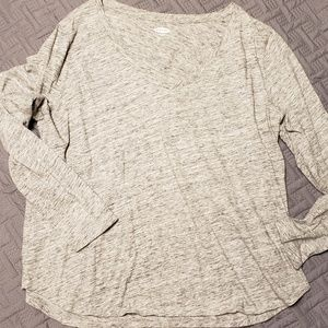 OLD NAVY Everywear L/S Tee -XL